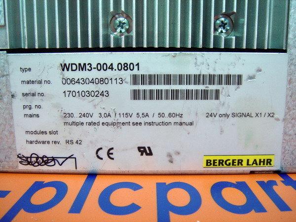 BERGER LAHR WDM3-004.0801 (3)