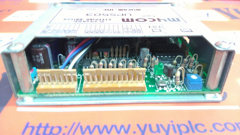 MYCOM 5 PHASE STEPPING DRIVER UPS503 (2)
