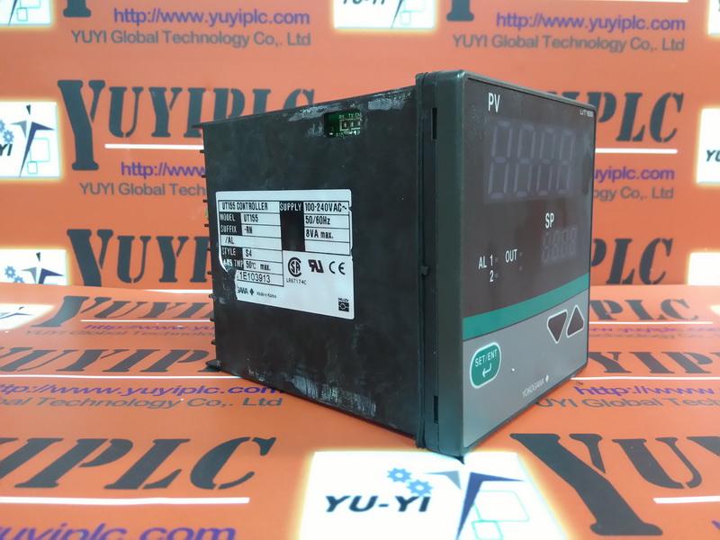 YOKOGAWA UT155 CONTROLLER UT155-RN/AL S4 (2)