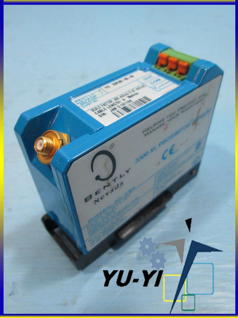Bently Nevada 330180-90-05 Proximitor Sensor 3300 XL 5 8 mm 9 Metre System 200mv/mil (1)