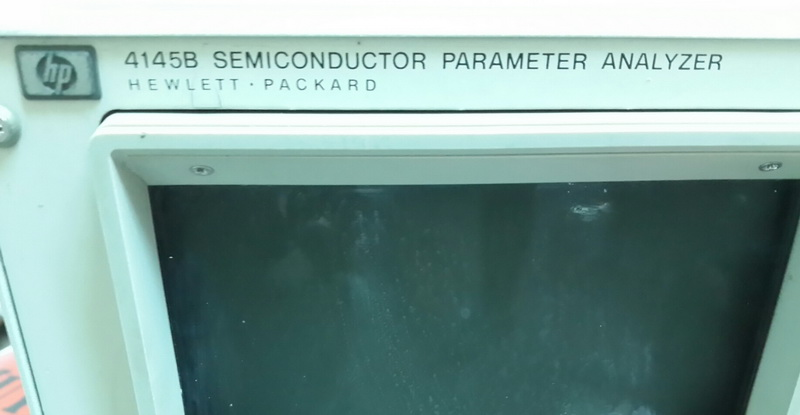HP 4145B SEMICONDUCTOR PARAMETER ANALYZER (3)