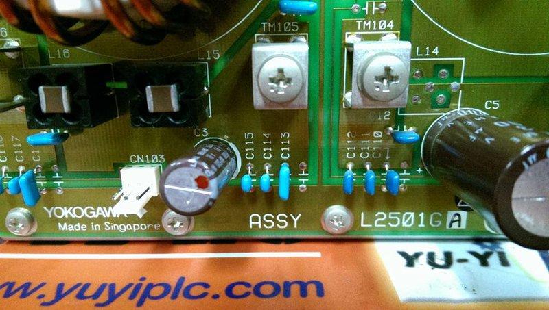 YOKOGAWA L2501GA W/ L2501GC POWER SUPPLY (3)