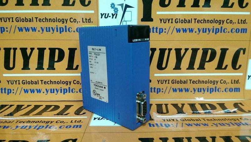 YOKOGAWA F3LC21-1N MUTI-LINK CONTROL MODULE (2)