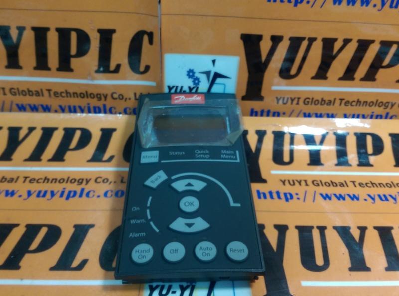 130B1124 Danfoss Control Panel LCP 101