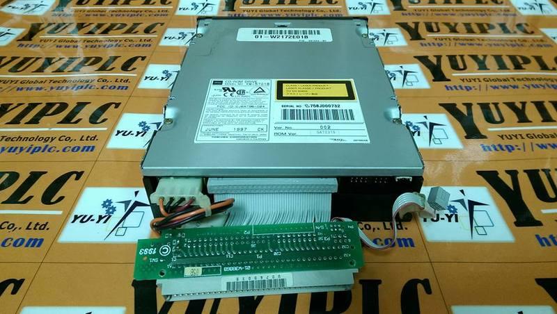 Toshiba xm-5701b scsi cd-rom driver cj65t96-024 plc dcs servo.