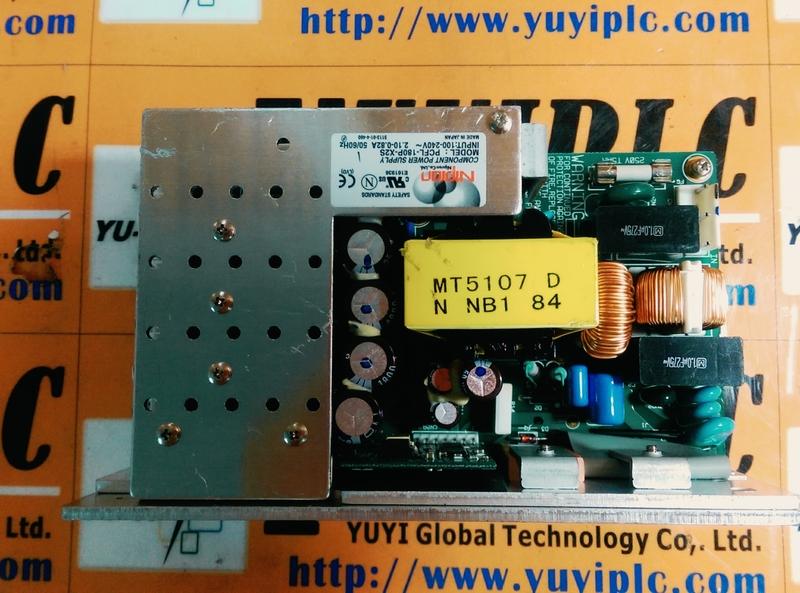 Nipron Pcfl 180p X2s Component Power Supply Plc Dcs