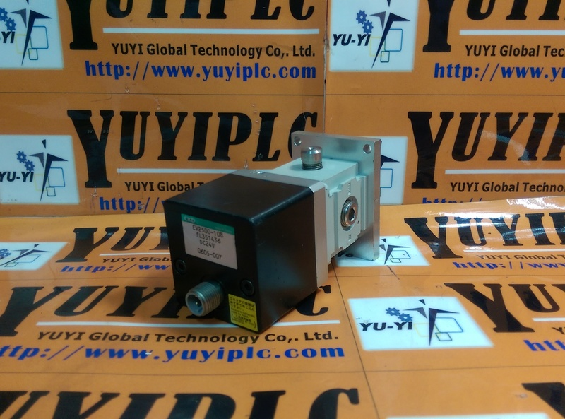CKD EV2500-108 FL351436M DC24V REGULATOR (2)