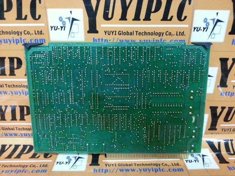 YOKOGAWA B9541WN SUB CPU CARD ASSEMBLY PC BOARD (2)