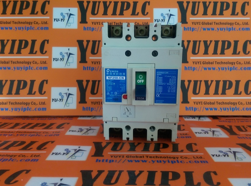 SHIHLIN NF250-CN MOLDED CASE CIRCUIT BREAKER (1)