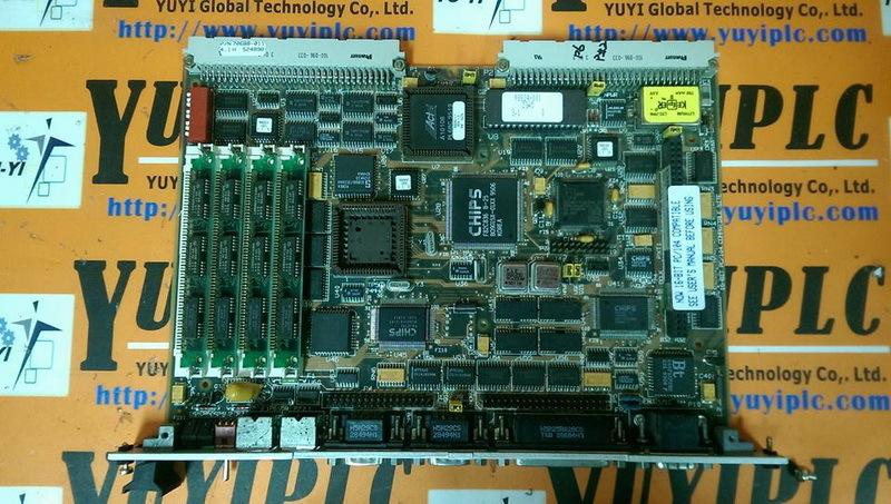 XYCOM VMEbus CPU MODULE XVME-688 70688-011 (1)