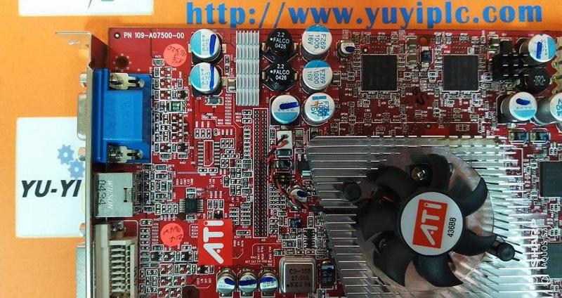 ATI RADEON 9800 PRO 128MB 109 A07500 00 VIDEO CARD 3