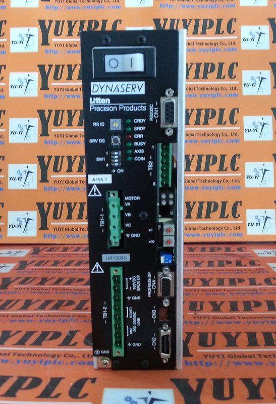 Taiwan YOKOGAWA UR1005C8CB-2PN*C/L1D010432 DD SERVO ACTUATOR