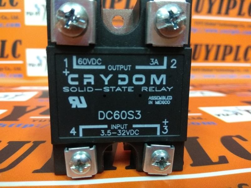 CRYDOM DC60S3 Solid-State Relay (3)