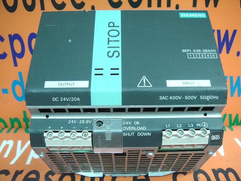 Siemens sitop Power 20 6ep1436-3ba00