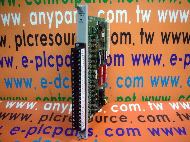 Texas Instruments PLC TI 505-2555 16 PT ANALOG INPUT MODULE CTI 901D-2555-A (1)