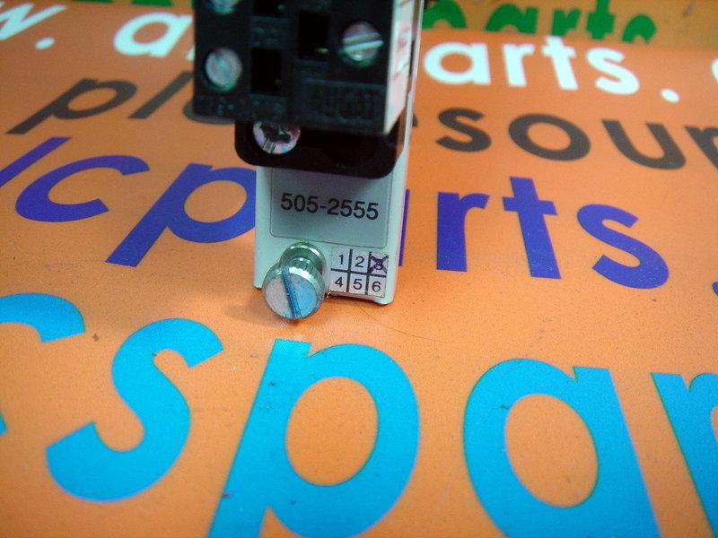 Texas Instruments PLC TI 505-2555 16 PT ANALOG INPUT MODULE CTI 901D-2555-A (3)