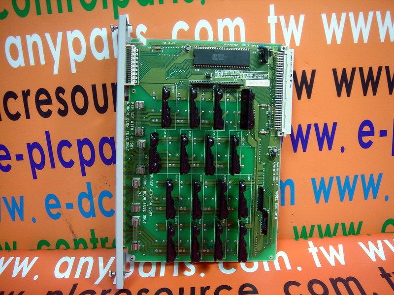Texas Instruments PLC TI 505-4816 110~220 AC OUTPUT (2)