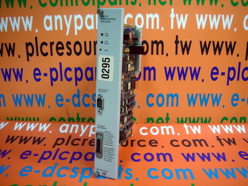 Texas Instruments PLC TI 505-CP1434TF SINEC H1 COMMUNICATION PROCESSOR (1)