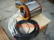 YASKAWA AC SERVO.SPINDLE.MINERTIA.VARISPEED 3-PHASE INDUCTION MOTOR
