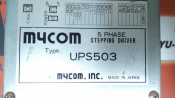 MYCOM 5 PHASE STEPPING DRIVER UPS503 (3)