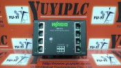 WAGO 8-Port 10-100 Industrial Switch 852-112