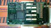 FAST DIO-ISA1 P-900142 SER ISA PC INTERFACE CARD