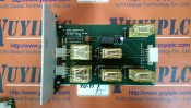 AUGUST TECHNOLOGY SWITCH E-STOP BOARD REV.A 704311 (2)