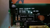 AUGUST TECHNOLOGY SWITCH E-STOP BOARD REV.A 704311 (3)