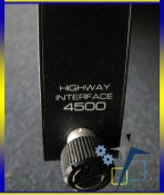Triconex Model 4500 Highway Interface