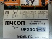 Mycom UPS503-03 5 Phase Stepping Motor Driver (3)