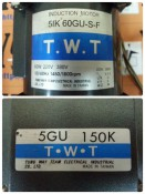 TUNG WAY TEAM 51K 60GU-S-F INDUCTION MOTOR (3)
