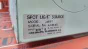 ​HAMAMATSU L4887 SPOT LIGHT SOURCE (3)