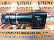 WATEC WAT-505EX CCD CAMERA WITH 009077 50MM LENS (2)