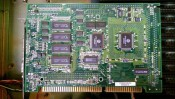 INDUSTRIAL SBC,PC,IPC,NEAT-575 CPU 233MHZ BOARD (2)