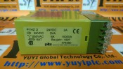 Pilz P1HZ 2 24vdc 2A 474580 SAFETY RELAY (3)