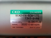 CKD SCA2-FA-80B-170T3H3-D-P6 CYLINDER (3)