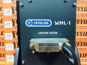 SEMILAB WML-1 SILICON PV WAFERS THICKNESS AND RESISTIVITY MEASUREMENT (2)