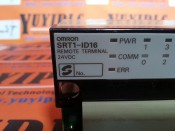 OMRON SRT1-ID16 REMOTE TERMINAL (3)