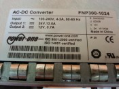 POWER-ONE FNP300-1024 AC-DC CONVERTER (3)