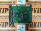 INTERFACE PCI-8521 BOARD