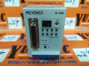 KEYENCE N-400 RS-485 MULTI-PORT COMMUNICATION MODULE