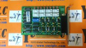 ADVANTECH PCL-725 REV.A2 RELAY ACTUATOR & ISOLATED D/I CARD