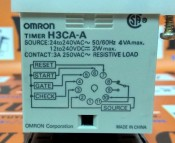 OMRON H3CA-A TIME DELAY RELAY (3)