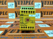 PILZ PNOZ XV3 3/24VDC 3n/o 2n/o t SAFETY RELAY