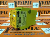 PILZ PNOZ XV3 3/24VDC 3n/o 2n/o t SAFETY RELAY (2)