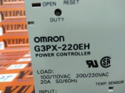 OMRON G3PX-220EH POWER CONTROLLER (3)