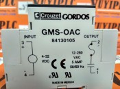 CROUZET GORDOS GMS-OAC Solid State Relay (3)