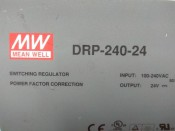 MEAN WELL DRP-240-24 Switching Regulator (3)