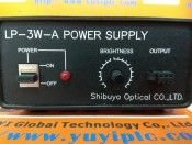 SHIBUYA OPTICAL LP-3W-A POWER SUPPLY (3)