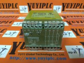 PILZ PNOZ 1 24VAC 3S10 SAFETY RELAY